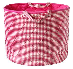 original_blue-gingham-toy-storage-basket